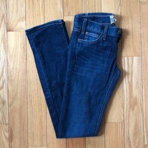 NEVER WORN! Current/Elliott Slim Leg Jeans